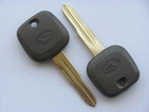 שכפול מפתחות לרכב דייהטסו
